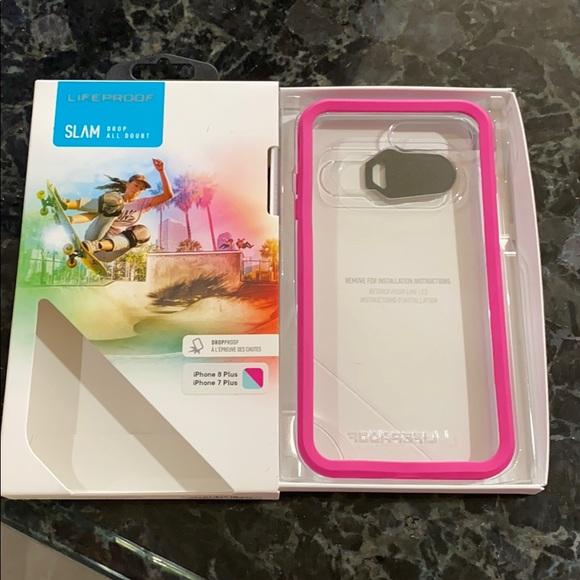 New Lifeproof phone case